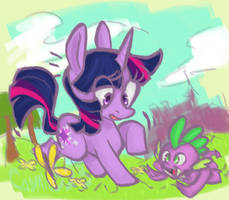 Magic is Friendship by CosmicB23