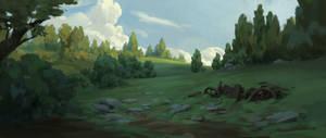 background by oliverryanart