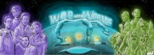 War of the Wars The Series 1988 by bromichaelhenry