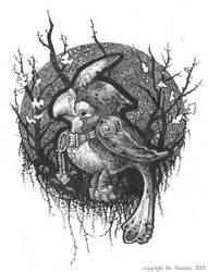 War Bird by telegrafixs