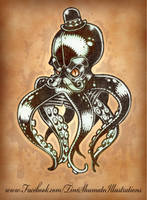 Octofogey by telegrafixs