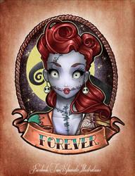 FOREVER by telegrafixs