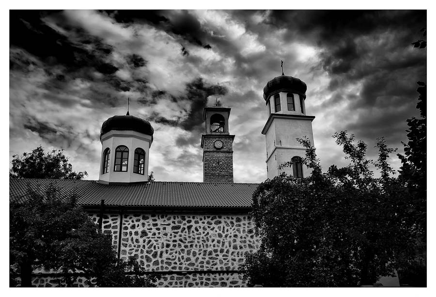 Church  St. Peter and Paul by jhps