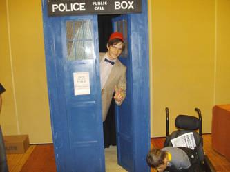 Starfest 2011 Eleventh Doctor by AJTalon