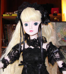 Cecilia Doll by MelianMarionette
