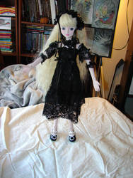 Cecilia Doll Free Standing by MelianMarionette