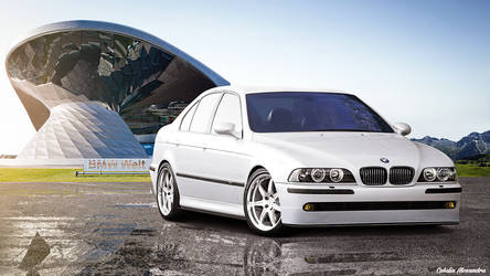 BMW E39 (Remake) by cobraromania
