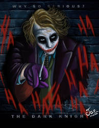 Why So Seriuos? by ZeitExmind