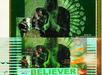 Believer Collab by jakepatt