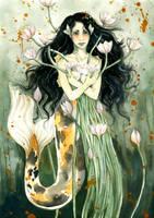 My waterlillies by Gawarin