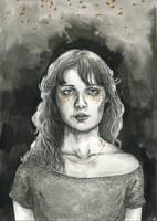 Inktober 2016 (15) by Gawarin
