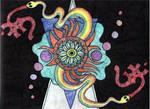 Aum Galaxy by mintdawn