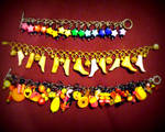 Charm Bracelet Collection 1 by mintdawn