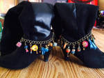 Bollywood Anklets by mintdawn