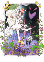 Princess Tutu Poster by kpearlescent88