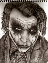 Why So Serious? by d-arkangels