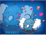 Cute Swablu by Akemi-Hoshi532