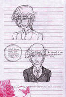 Journal Sketch pg 26 by Akemi-Hoshi532