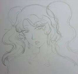 Mizuki Bust by Akemi-Hoshi532