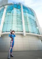 Overwatch DVa by Miyuki Cosplay by Miyuki-Cosplay