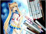 Sailor Moon..... by Lettelira