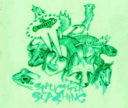 Dave from POLITESS (Slaughter Slashing) (pencil) by sega-uranus