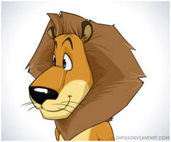 Alex the Lion by imp24