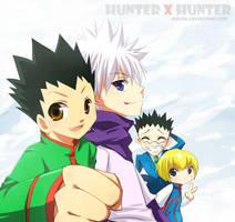 Hunter x Hunter: Restarted by miychi