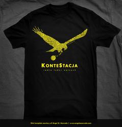 Kontestacyjny T-Shirt by nSharky