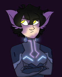Galra Keith by stitchlover123