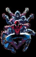 Amazings Spider-mens PNG by TheSuperiorXaviruiz