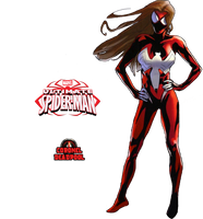 Ultimate Spider-Woman Png by TheSuperiorXaviruiz