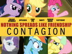 Contagion - Main 6 by FabulousPony