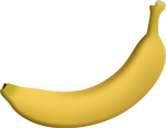banana by FabulousPony