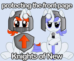 Knights of New by FabulousPony