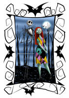 Jack and Sally by Mareishon