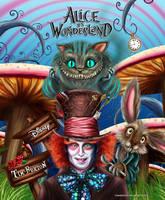 Wonderland by Mareishon