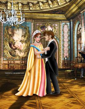 Anastasia and Dimitri by Mareishon