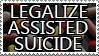 Assisted Suicide Stamp by woop17