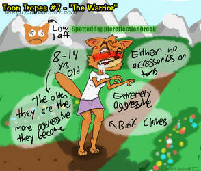TOON TROPES #7!!1!11 WORROR KATS!! by woop17