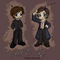 Jack.Ianto - Torchwood by fudgemallow