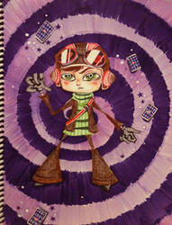 Razputin!! {Psychonauts 4 ever} by sp00kykitten
