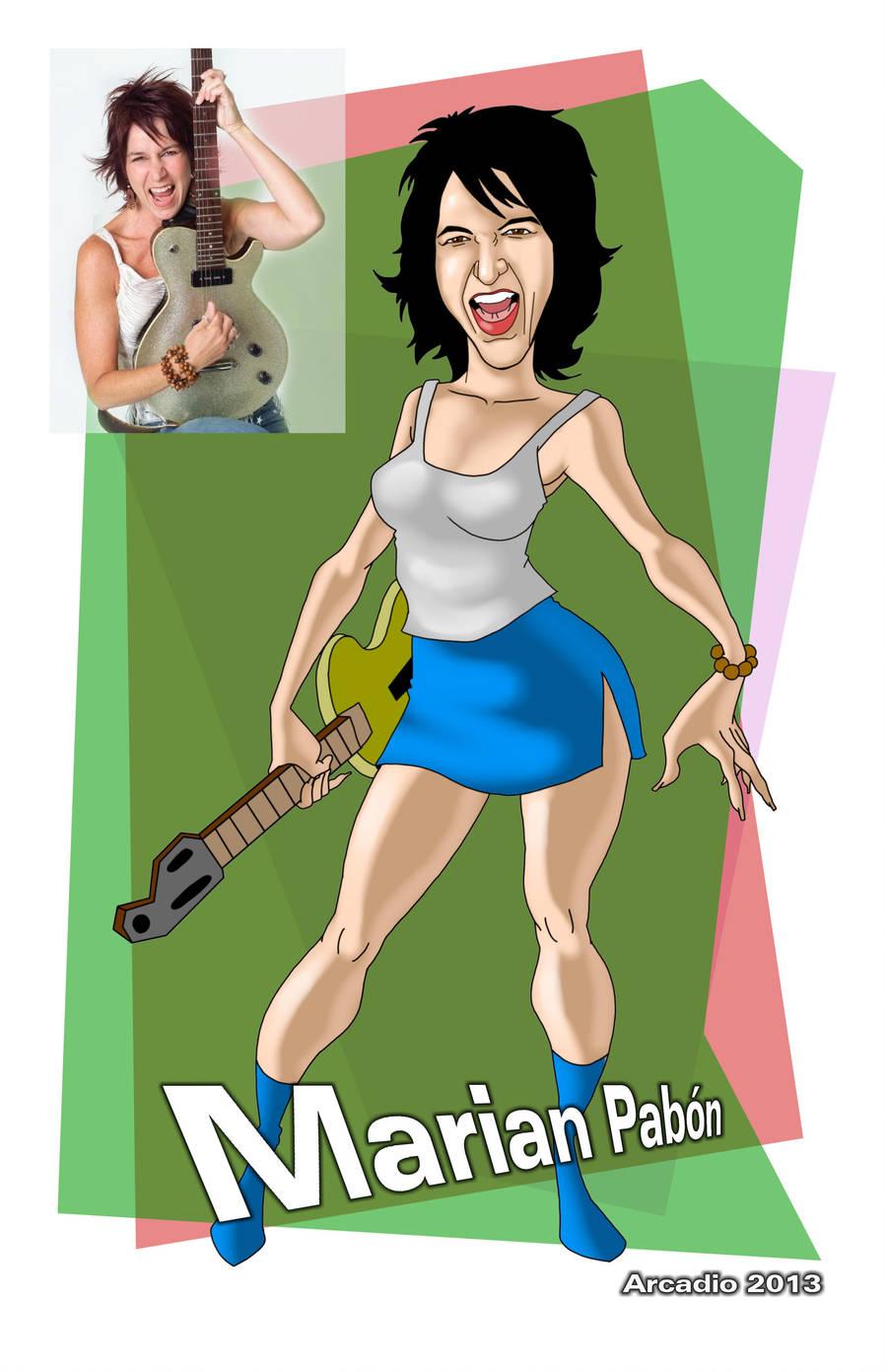 Marian Pabon Marian Pabon new photo