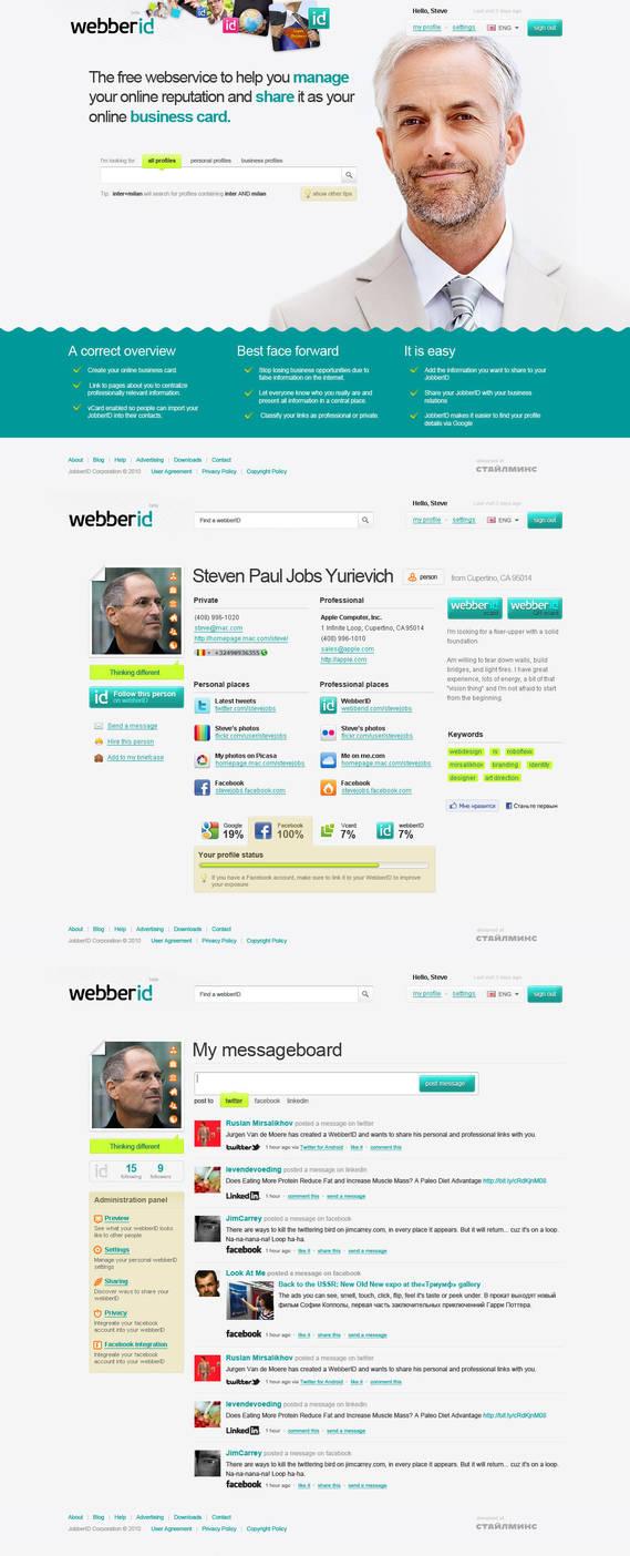 webberid by roboflexx