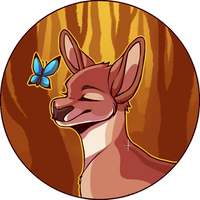 Life is Strange - Doe and Butterfly by Griwi
