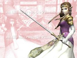 Princess of Destiny by MTlinhares