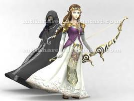 Zelda by MTlinhares