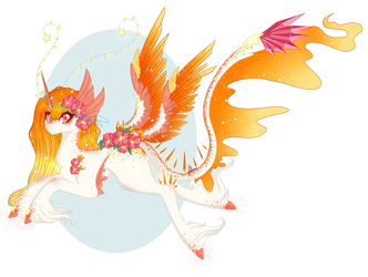 Sunshine Astral Auction by Niniibear