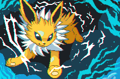 Jolteon by cutgut