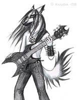 Black Metal by Kuuda